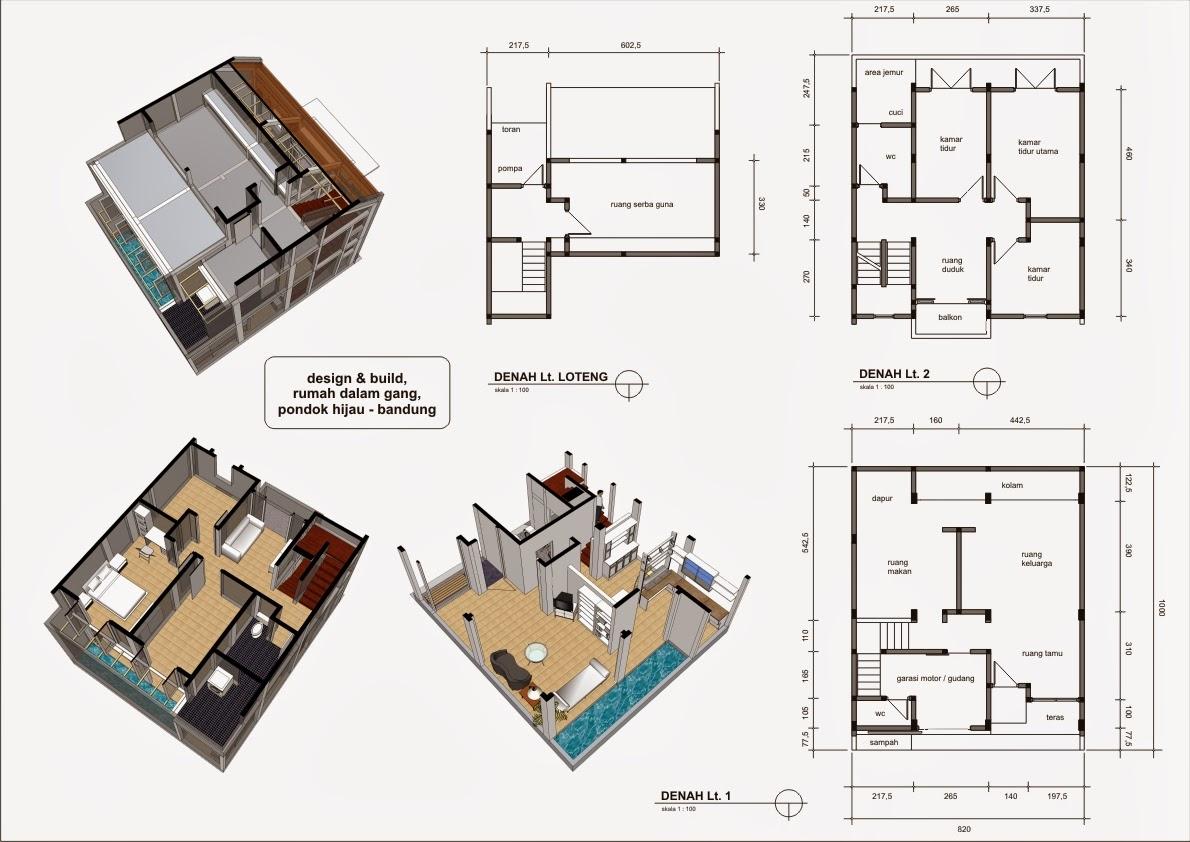Anggaran Biaya Rumah Minimalis Type 36 - Rumah Minimalis Labb