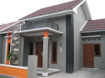 Warna Cat Exterior Rumah Minimalis Dulux Rumah Minimalis Labb